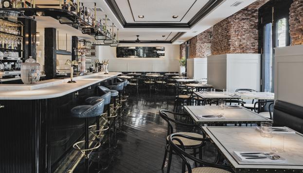 Cannibal se emplaza en el mismo lugar donde en sus tiempos estuvo el mítico Café Oliver.