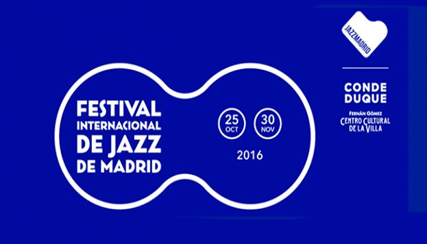 Hasta el 30 de noviembre, JazzMadrid 16 pone la música de fondo a Madrid.