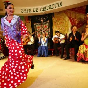Café de Chinitas: esencia flamenca