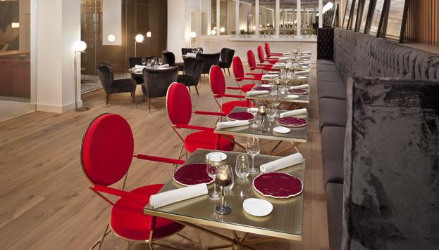 El Hotel Gran Meliá Palacio de los Duques tiene varias propuestas para la cena de Nochevieja.
