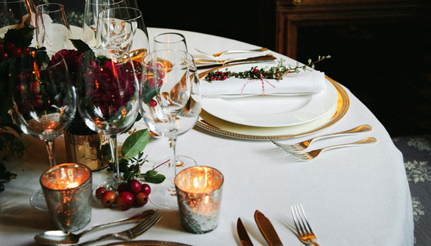 Una experiencia gastronómica. Así será la cena de Nochevieja en el AC Hotel Santo Mauro.