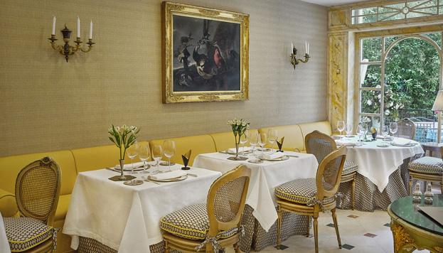 El chef Mario Sandoval es el responsable del menú que se servirá en el Hotel Orfila.