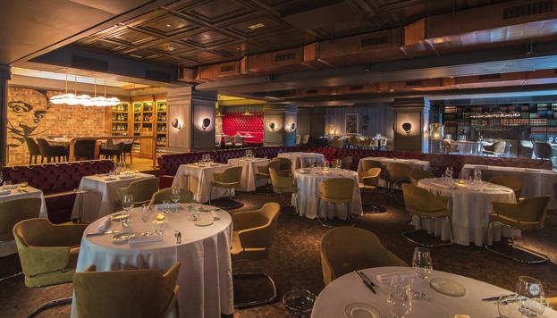 En TATEL, uno de los restaurantes de moda en Madrid, prometen buena gastronomía y el mejor ambiente.