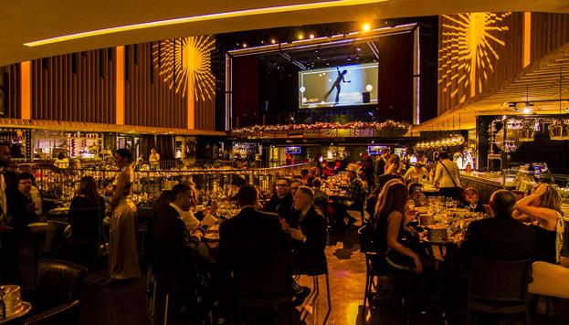 Hay muchas formas de disfrutar de la Nochevieja en Madrid. En Platea habrá espectáculo después de la cena.