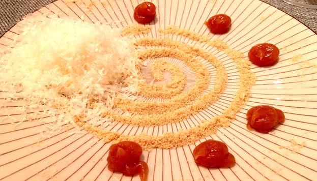 La versión del queso con membrillo sigue la línea de sutileza y originalidad que caracteriza a La Malaje.