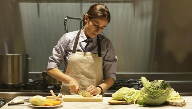 El cocido de Carmen es un lugar muy acogedor donde solo se sirve cocido.
