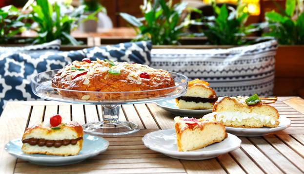 En Celicioso hay roscones para todos. A elegir: clásico, con trufa, con dulce de leche… ¡Los hay también para veganos!