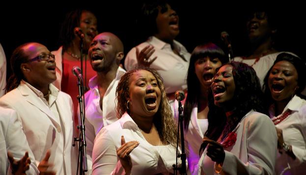London Community Gospel Ensemble