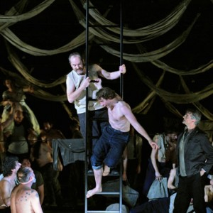 Billy Budd en el Teatro Real