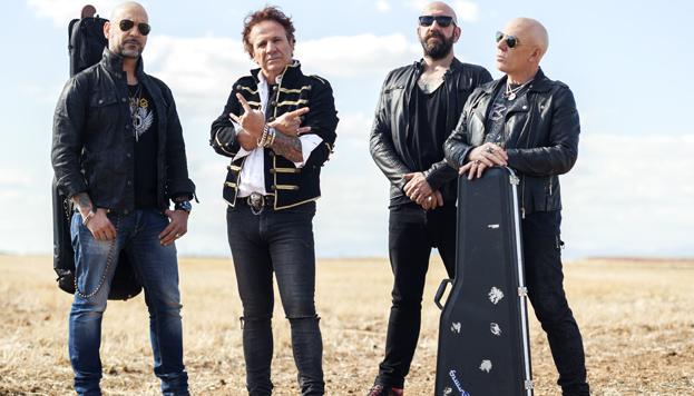 Obús actúa el día 21 de enero en La Riviera para conmemorar sus 35 años de trayectoria.