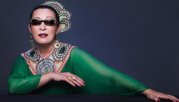 Martirio actúa el 7 de febrero en el Teatro de la Zarzuela