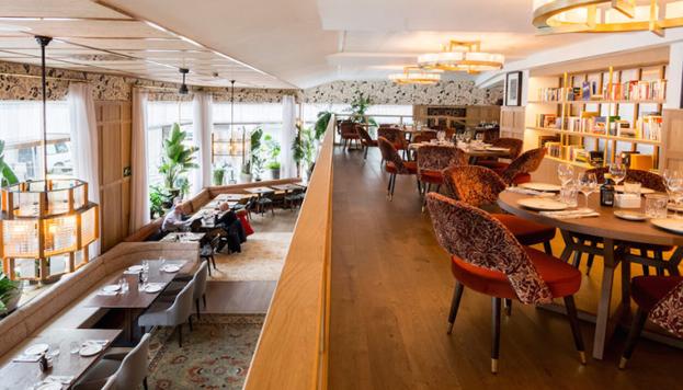 El hotel NH Collection Suecia cuenta con uno de  los espacios gastronómicos más originales de Madrid.