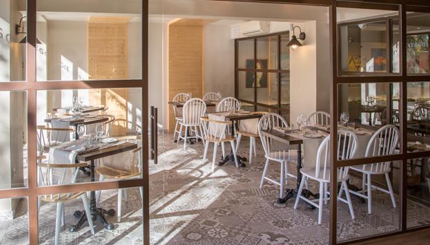 Levél Veggie Bistro es un restaurante vegano con parte de su carta crudivegana.