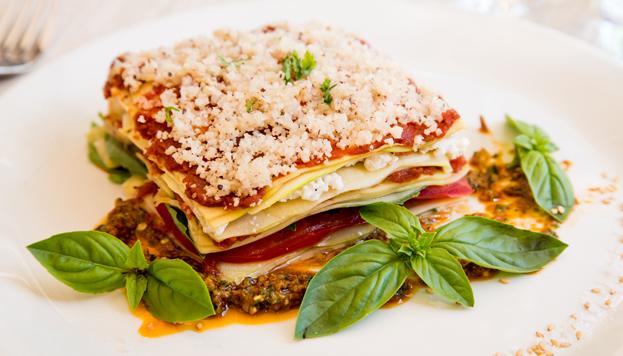 Sabrosos, ricos y con mucho sabor. Así son los platos que encontramos en la carta de Levél Veggie Bistro.