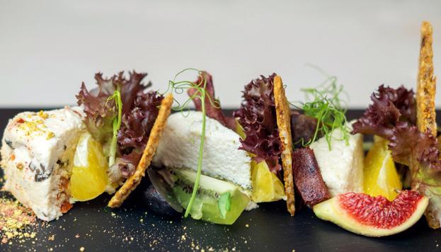 Atención a estos quesos que ofrece Botanique: no tienen ni gota de leche.