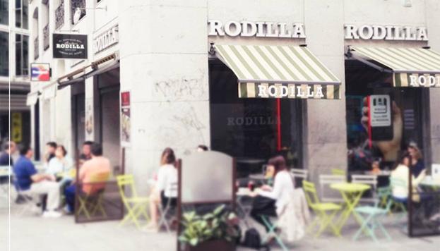 Rodilla es todo un clásico de Madrid. ¿Quién no ha probado sus sandwiches?
