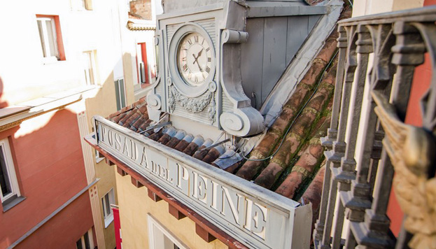 La Posada del Peine es el hotel más antiguo de España. También, el primero en ofrece una amenity.