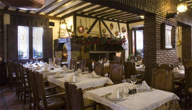 Aunque es de 1642, la Posada de la Villa no es el restaurante más antiguo de Madrid. Antes, alojaba huéspedes.