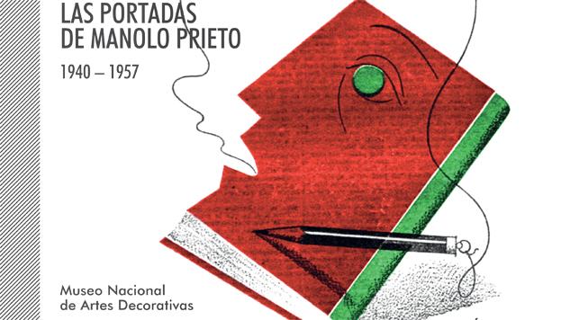 Cartel de la exposición Lo que cuenta Novelas y Cuentos.