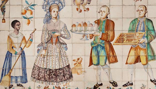 Cocina valenciana del Museo Nacional de Artes Decorativas