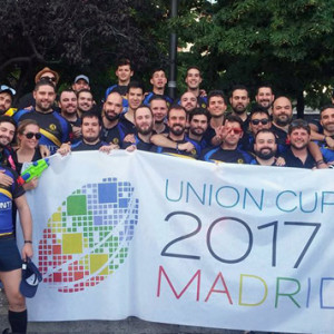 Union Cup: rugby LGTBI en Madrid