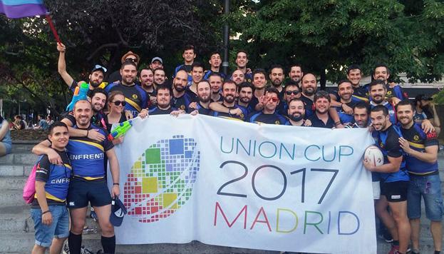 La Union Cup Madrid se celebra entre el 28 y el 30 de abril en el Polideportivo Municipal de Orcasitas.