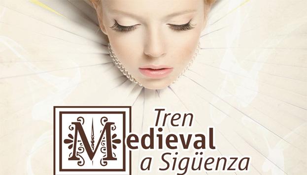 A bordo del Tren Medieval llegamos a la preciosa ciudad de Sigüenza, en Guadalajara.