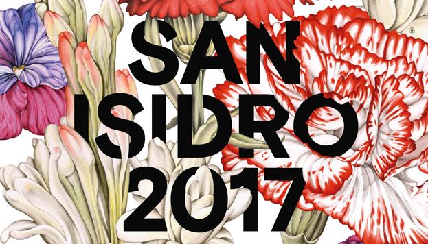 Cartel de las fiestas de San Isidro