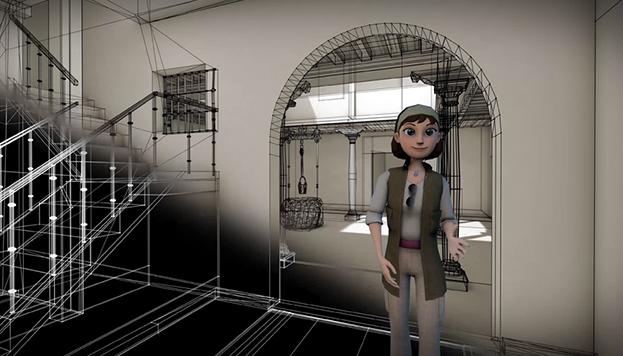 El Museo Arqueológico Nacional te permite visitar con gafas de realidad virtual otras épocas.