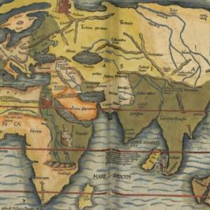 Cartografías de lo desconocido