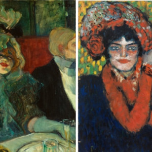 Picasso versus Lautrec