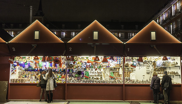 Mercado de Navidad de la Plaza Mayor