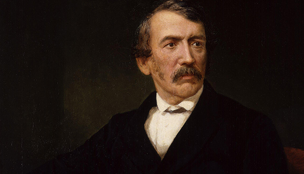 David Livingstone (Retrato de Frederick Havill)