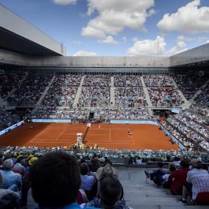 El tenis mundial pone sus ojos en Madrid