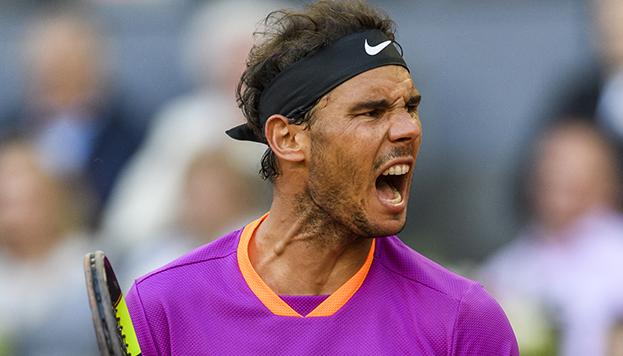 Rafa Nada vuelve a defender el título este año (© Mutua Madrid Open de Tenis)