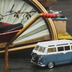 Una segunda vida para los objetos cotidianos