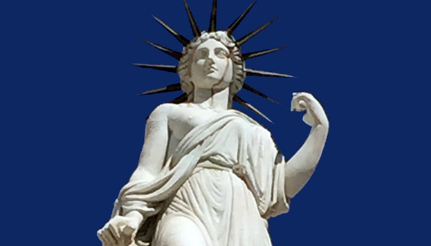 Estatua de la Libertad. Ponciano Ponzano.
