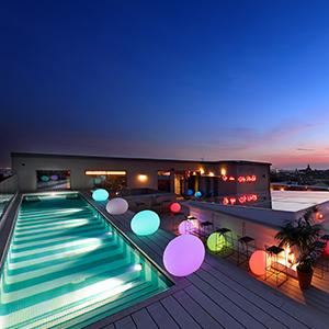 El primer hotel LGTBI de Madrid