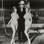 John Wayne en El Retiro