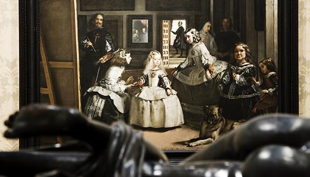 Las Meninas de Velázquez, Museo del Prado