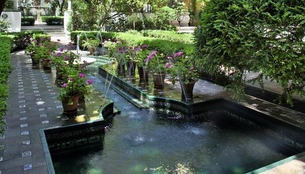 Jardín del Museo Sorolla