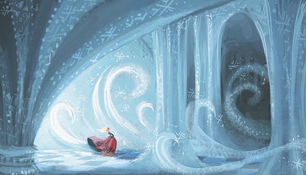 Frozen también estará en la exposición Disney, el arte de contar historia, en CaixaForum