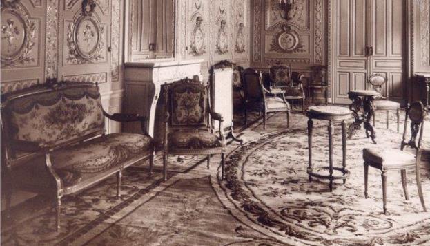 Salón del Palacio de Manuel González Longoria.