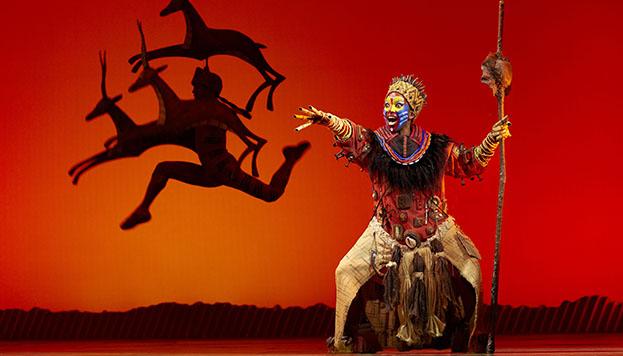 El rey león, en el Teatro Lope de Vega