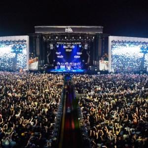 En verano, Madrid es música