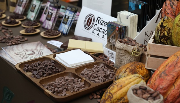 El universo del chocolate llega al Palacio de Cibeles©Ayuntamiento de Madrid