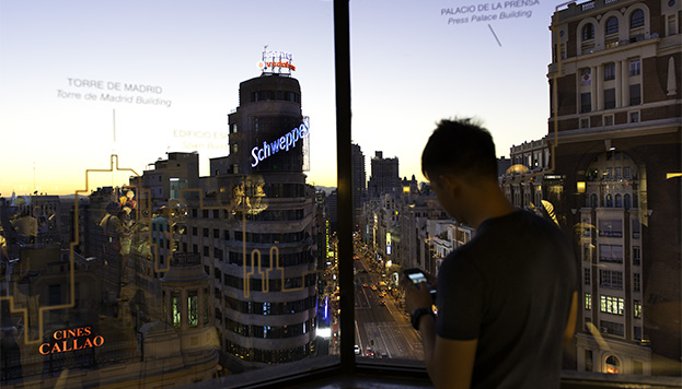 Las Terrazas De La Gran Vía Bloggin Madrid Blog De