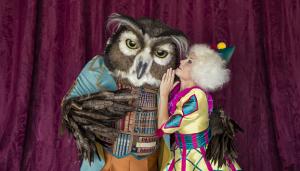 La función del Teatro Circo Price cuenta con personajes extraordinarios