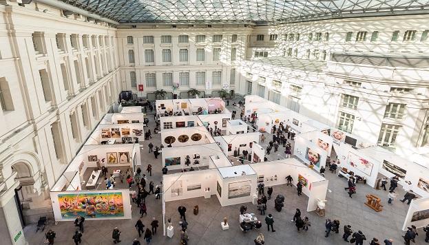 Art Madrid, 15 años con la creatividad emergente