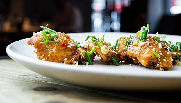 ¡Una sugerencia! ¿Qué tal unas alitas de pollo deshuesadas?